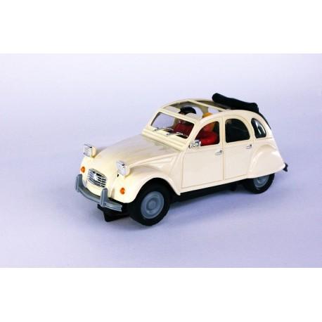 Citroën 2CV Cabrio - Marfil