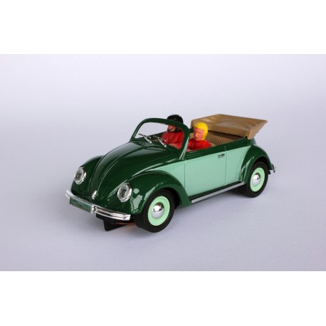 VW BEETLE Cabrio - Verde