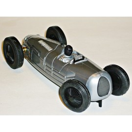 AUTO UNION TYPE C - Grey Metallic/Black
